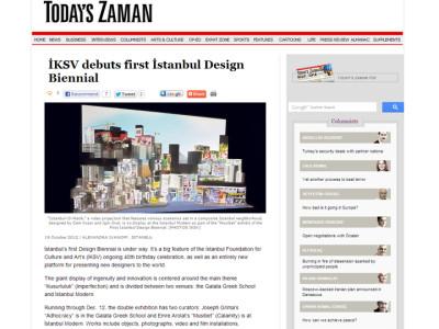 Today's Zaman | 10.19.12